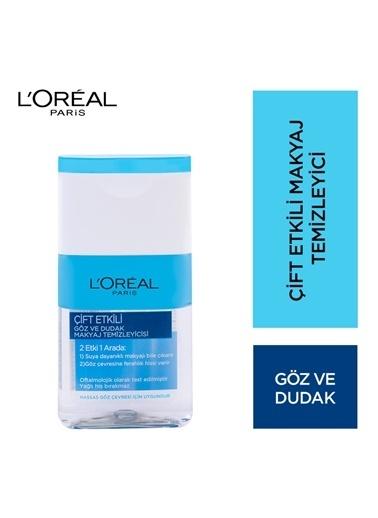 L'Oréal Paris Loreal Pratik Göz Ve Dudak Makyaj Temizleme Losyonu 125 Ml Delist Renksiz
